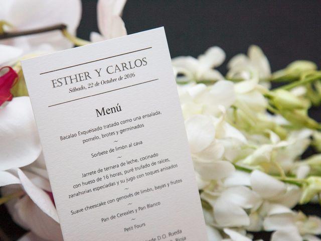 La boda de Carlos y Esther en Madrid, Madrid 26