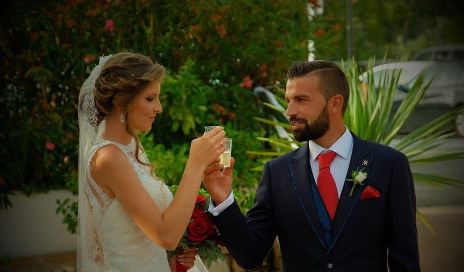 La boda de Alejandro y Isa en Valtocado, Málaga