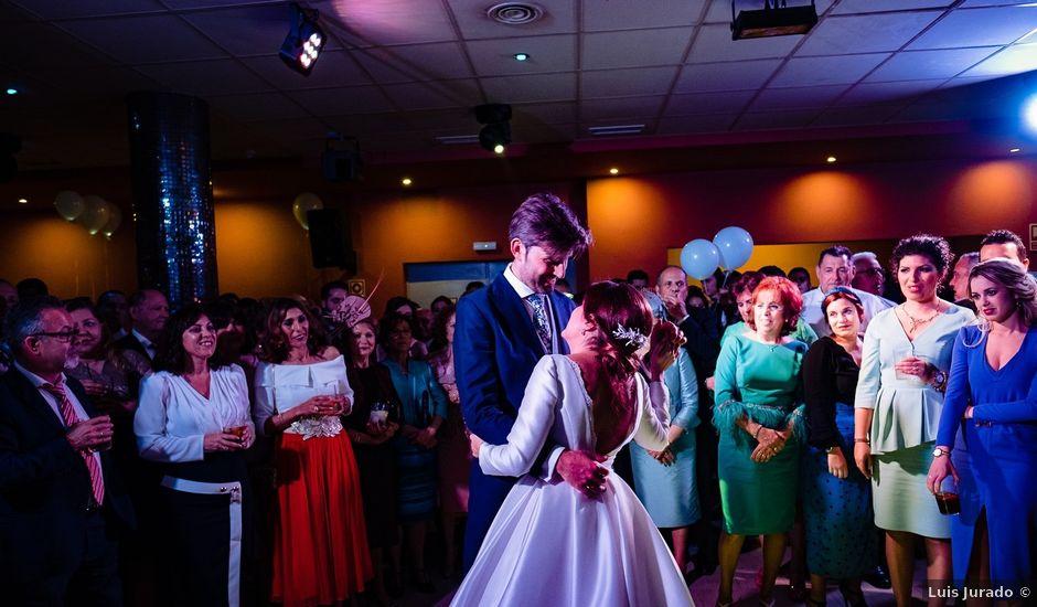 La boda de Juanfra y Sara en Alhaurin De La Torre, Málaga