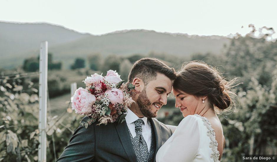 La boda de Oier y Izaskun en Bakio, Vizcaya