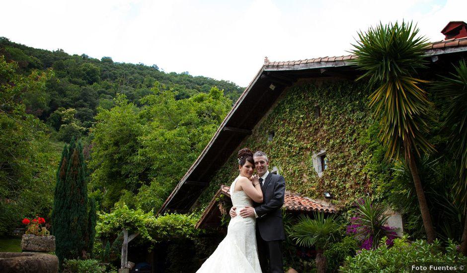 La boda de Edorta y Elizabeth en Forua, Vizcaya