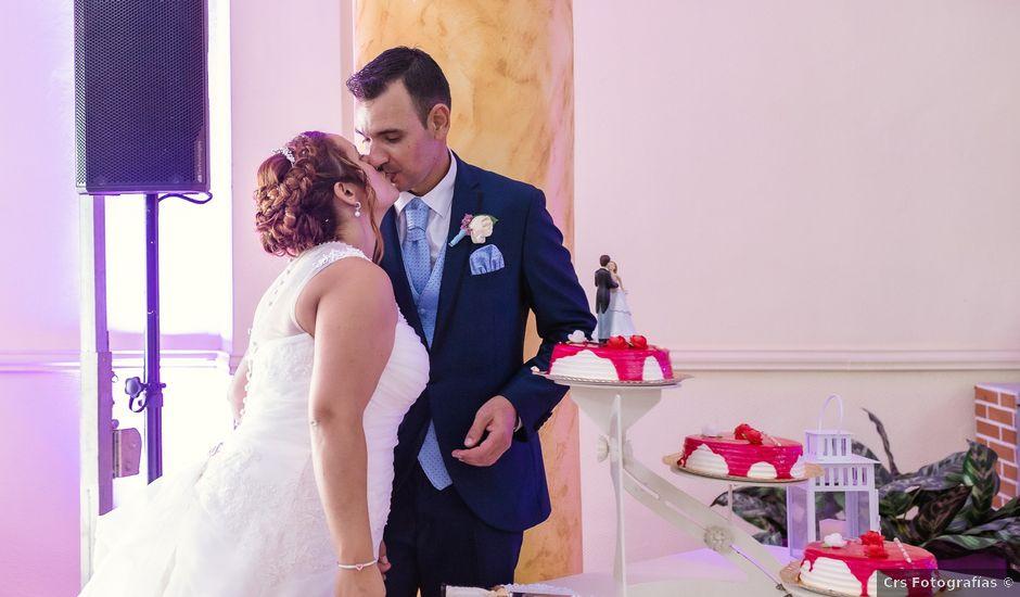 La boda de Manuel y Georgina en Telde, Las Palmas