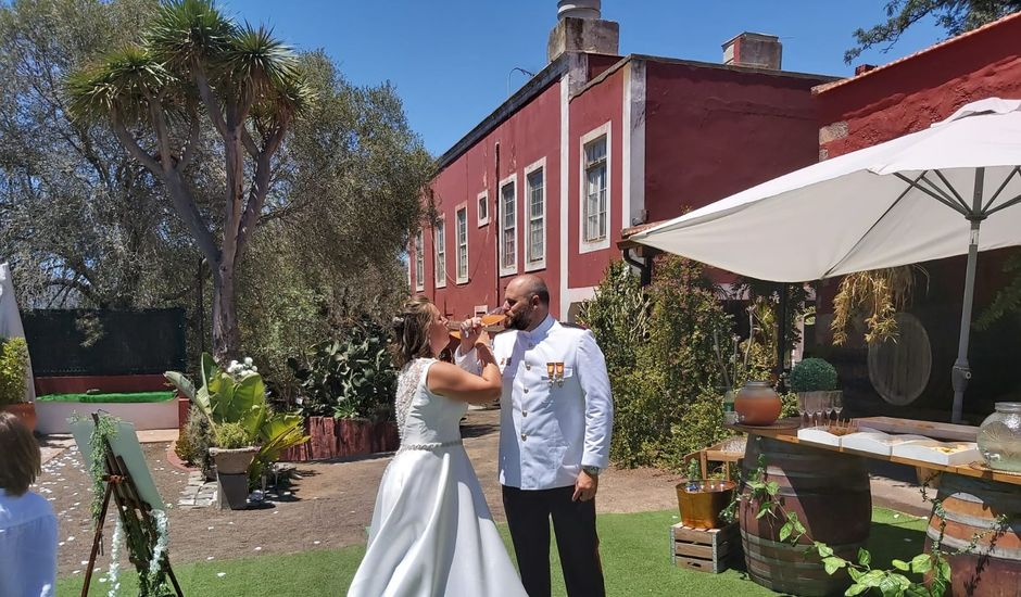La boda de Yeray y Eva en Las Palmas, Santa Cruz de Tenerife