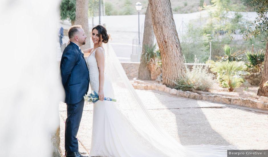 La boda de César y Lorena en Valdilecha, Madrid