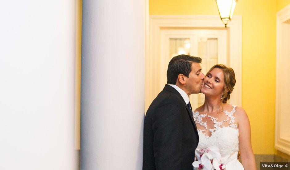 La boda de Carlos y Esther en Madrid, Madrid