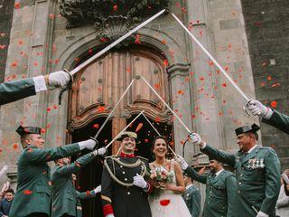 La boda de Mireia y Mario