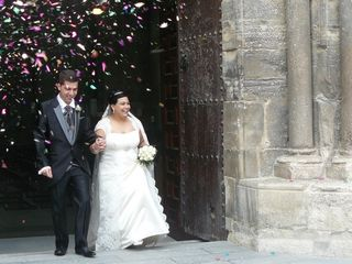 La boda de Estela y Alberto
