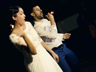 La boda de Amanecer y Juan  3