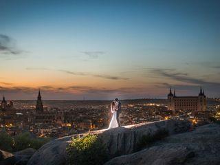 La boda de Felicie y Cristobal