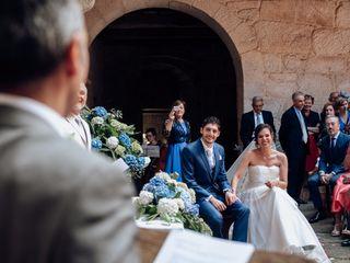 La boda de Silvia y Iago