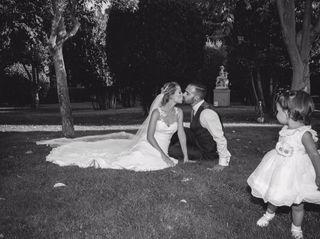 La boda de María y Sergio 1
