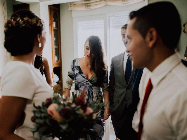 La boda de Marcos y Tania en Santiago De Compostela, A Coruña 29