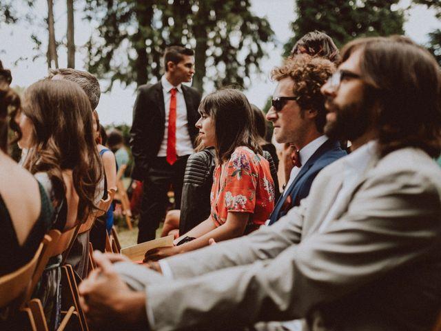 La boda de Marcos y Tania en Santiago De Compostela, A Coruña 54