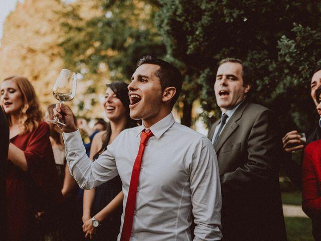 La boda de Marcos y Tania en Santiago De Compostela, A Coruña 166
