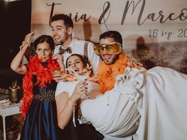 La boda de Marcos y Tania en Santiago De Compostela, A Coruña 208
