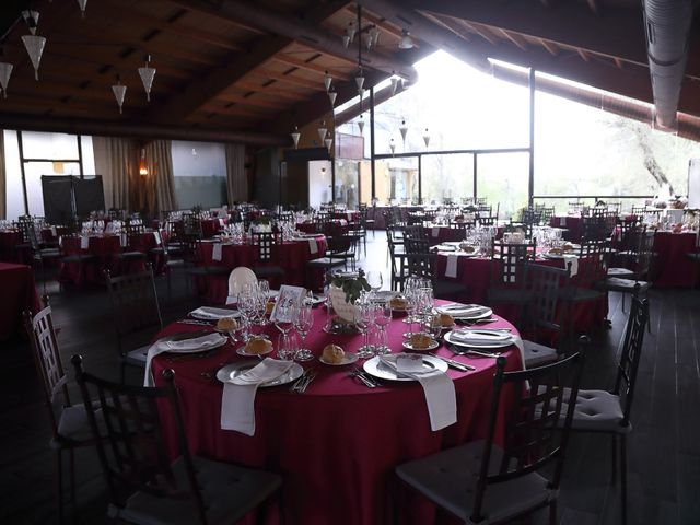 La boda de Javier y Sara en Tarancon, Cuenca 1