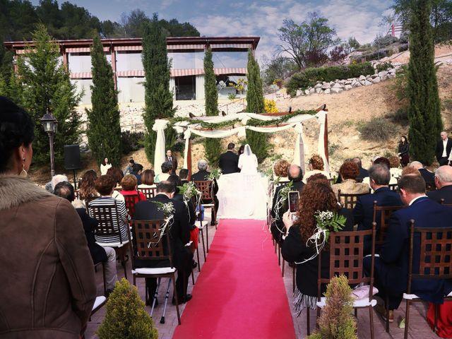 La boda de Javier y Sara en Tarancon, Cuenca 12