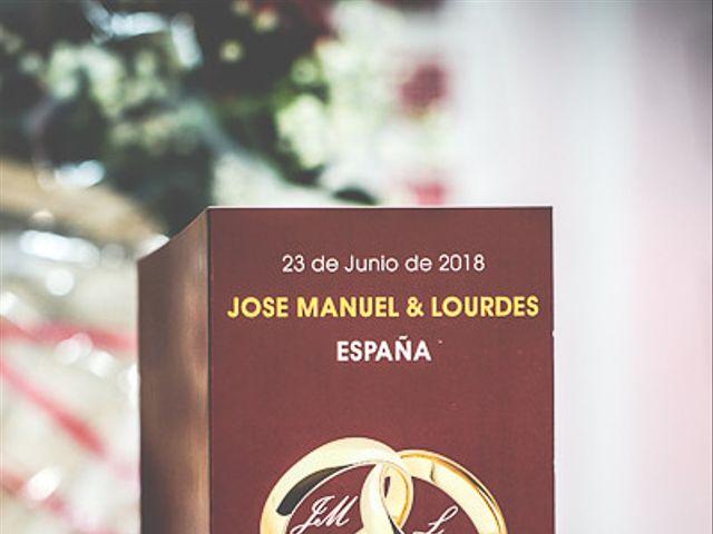 La boda de Jose y Lourdes en Madrid, Madrid 3