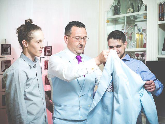 La boda de Jose y Lourdes en Madrid, Madrid 13