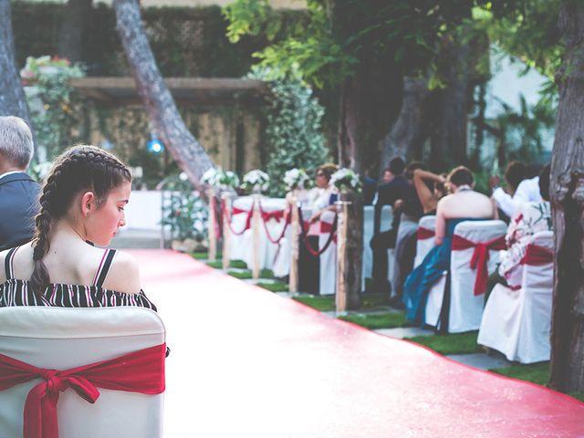 La boda de Jose y Lourdes en Madrid, Madrid 41