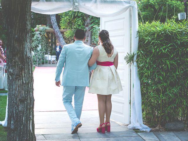 La boda de Jose y Lourdes en Madrid, Madrid 1