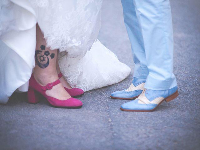 La boda de Jose y Lourdes en Madrid, Madrid 63
