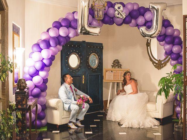 La boda de Jose y Lourdes en Madrid, Madrid 64