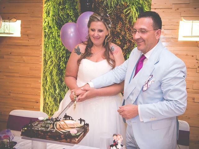 La boda de Jose y Lourdes en Madrid, Madrid 74