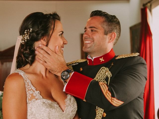 La boda de Mario y Mireia en La Orotava, Santa Cruz de Tenerife 21