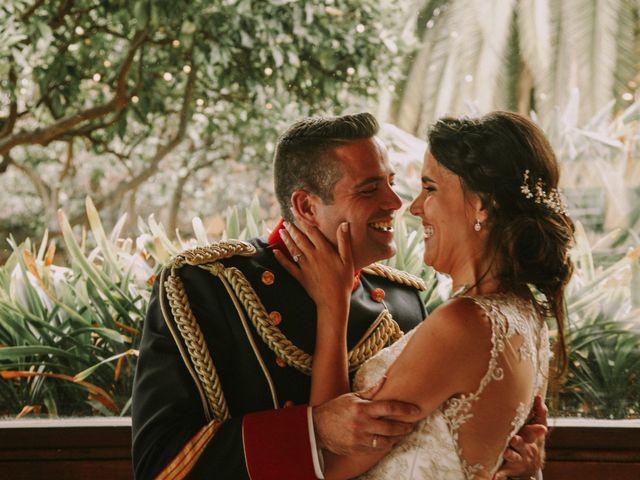 La boda de Mario y Mireia en La Orotava, Santa Cruz de Tenerife 28