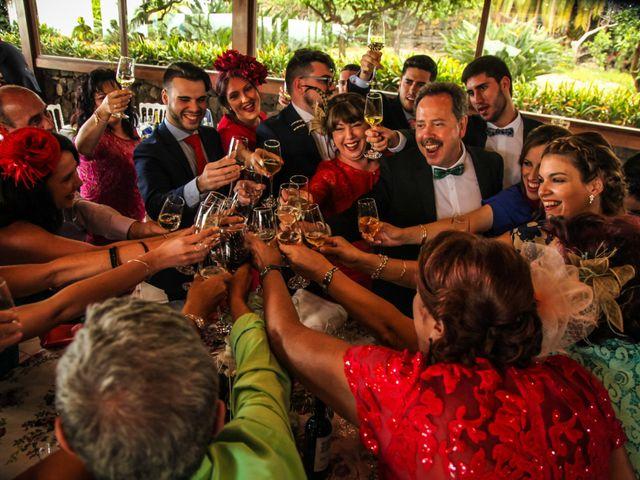 La boda de Mario y Mireia en La Orotava, Santa Cruz de Tenerife 30