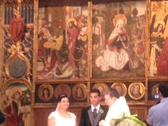 La boda de Alberto y Estela en Tudela, Navarra 7