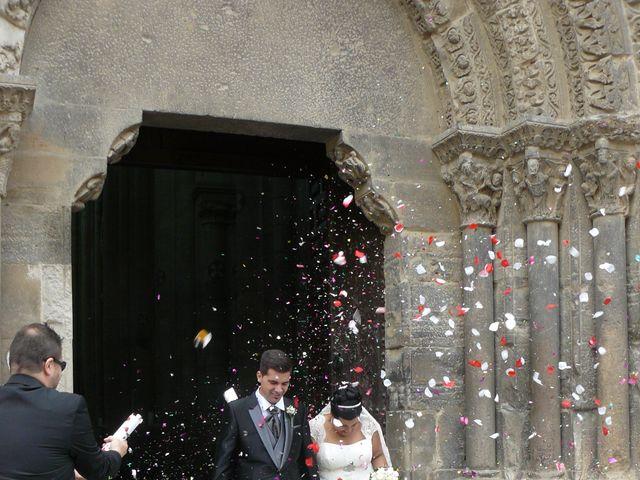 La boda de Alberto y Estela en Tudela, Navarra 8