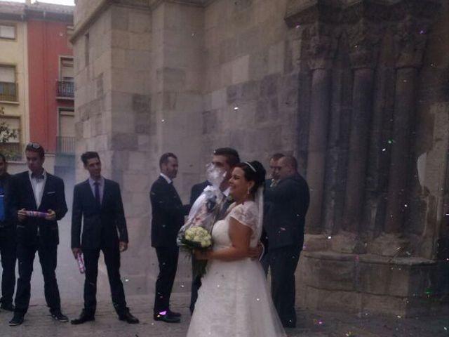 La boda de Alberto y Estela en Tudela, Navarra 10