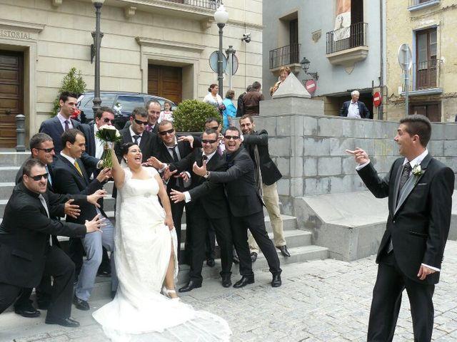 La boda de Alberto y Estela en Tudela, Navarra 11