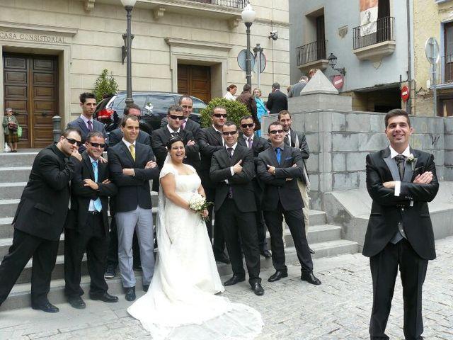 La boda de Alberto y Estela en Tudela, Navarra 14