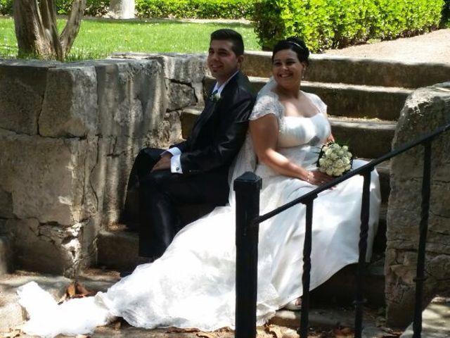 La boda de Alberto y Estela en Tudela, Navarra 15
