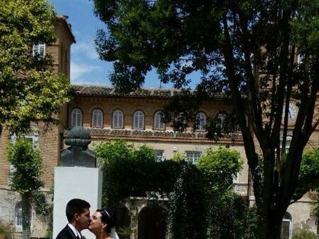 La boda de Alberto y Estela en Tudela, Navarra 17