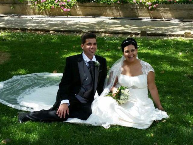 La boda de Alberto y Estela en Tudela, Navarra 18