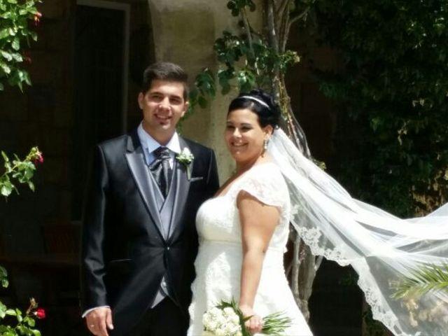 La boda de Alberto y Estela en Tudela, Navarra 2