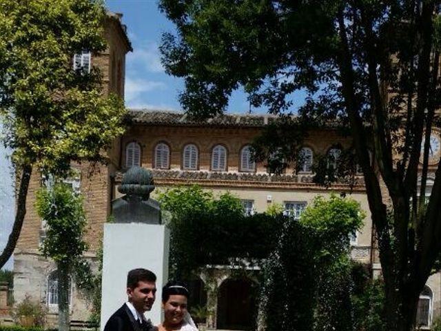 La boda de Alberto y Estela en Tudela, Navarra 20