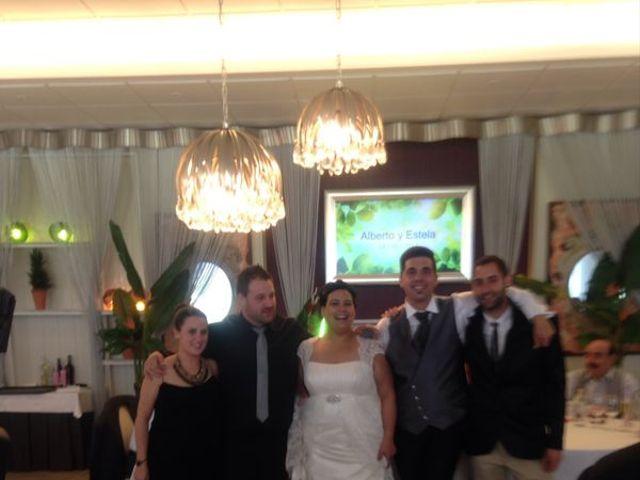 La boda de Alberto y Estela en Tudela, Navarra 26