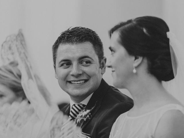 La boda de Pilar y Isidro