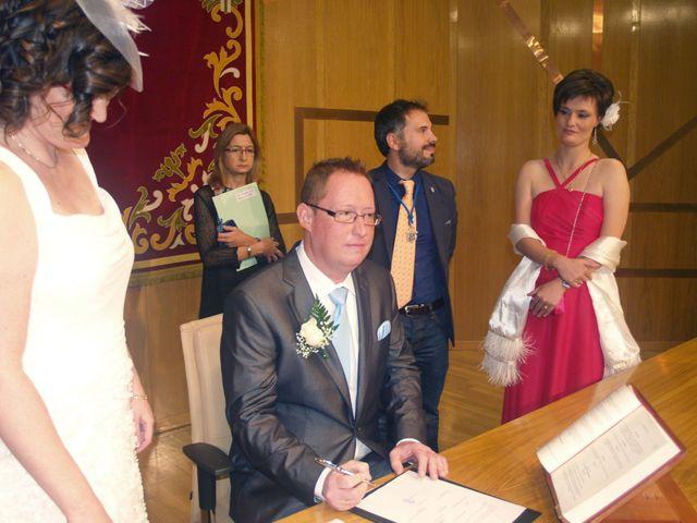 La boda de Ana Isabel y Francisco Manuel en Leganés, Madrid 11