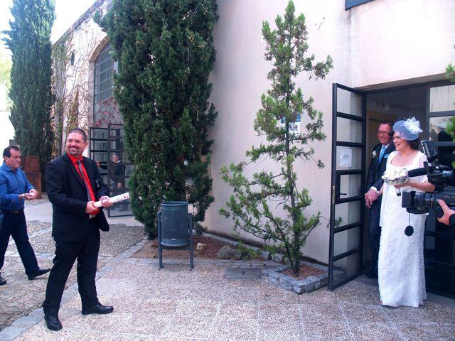 La boda de Ana Isabel y Francisco Manuel en Leganés, Madrid 15
