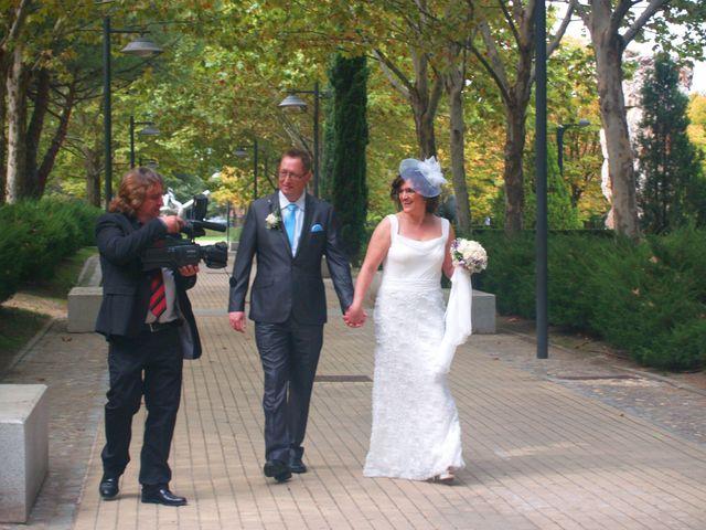 La boda de Ana Isabel y Francisco Manuel en Leganés, Madrid 21