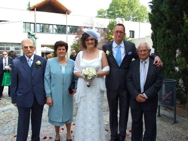 La boda de Ana Isabel y Francisco Manuel en Leganés, Madrid 28