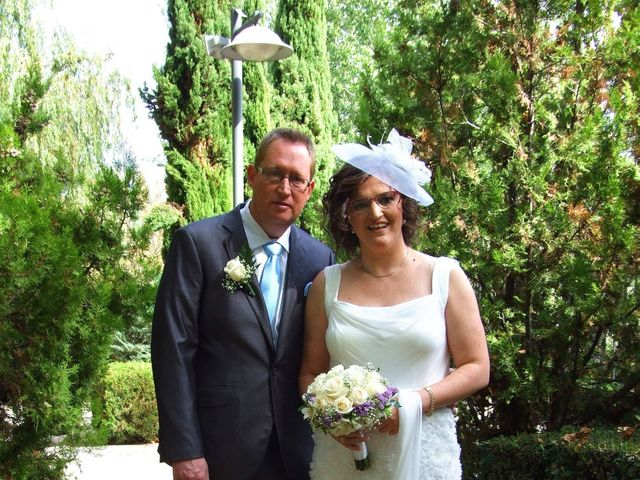 La boda de Ana Isabel y Francisco Manuel en Leganés, Madrid 36