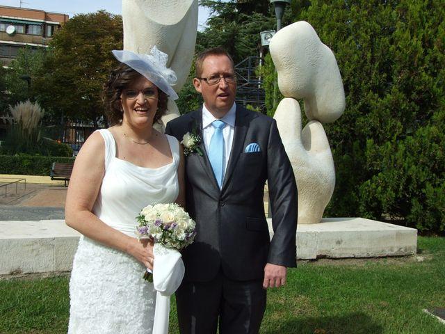 La boda de Ana Isabel y Francisco Manuel en Leganés, Madrid 43