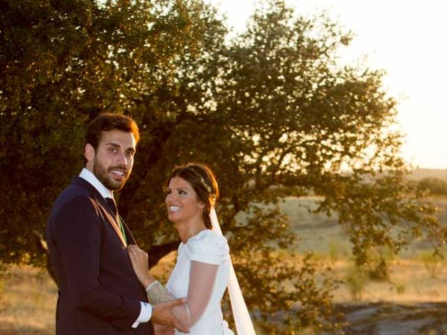 La boda de Pablo y Tamara  en Villagonzalo, Badajoz 3